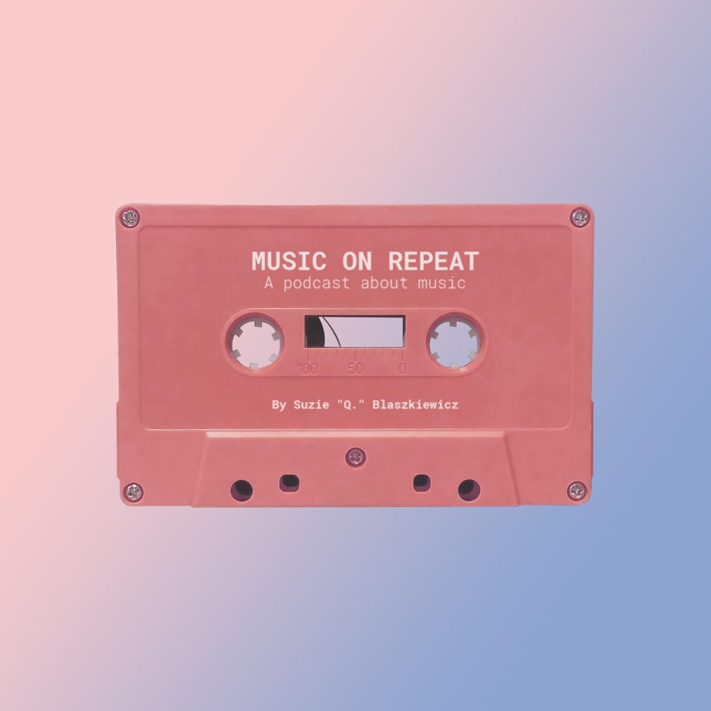 Music On Repeat Logo