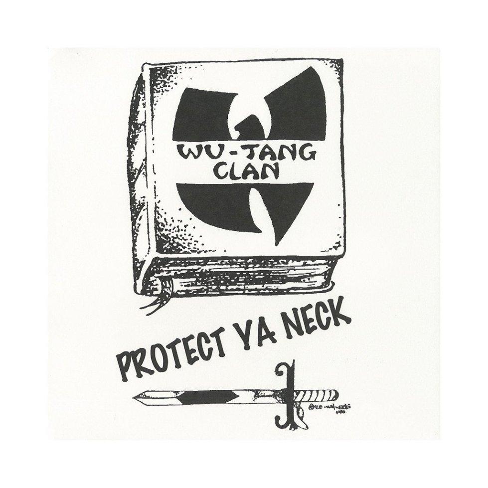 WuTang Clan Protect Ya Neck